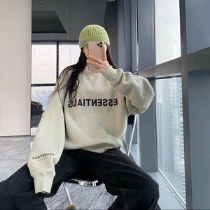 [Sage]🖤Essentials Fear of God Sweatshirts